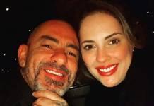 Henrique Fogaça e Carine Ludvic reprodução Instagram