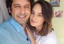 João Baldasserini e esposa Erica Lopes reprodução Instagram