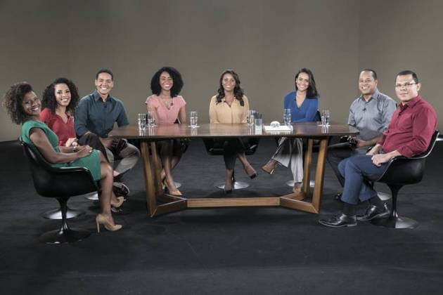 Jornal da Record estreia série (Antonio Chahestian /Divulgação Record TV)