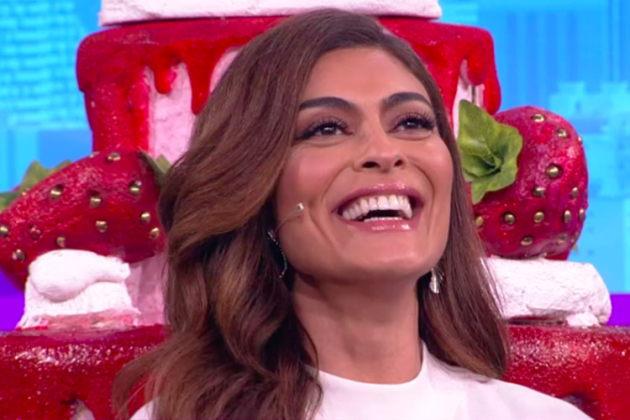 Juliana Paes- TV Globo/Se Joga