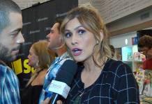 Lívia Andrade faz revelações ao repórter do Área VIP
