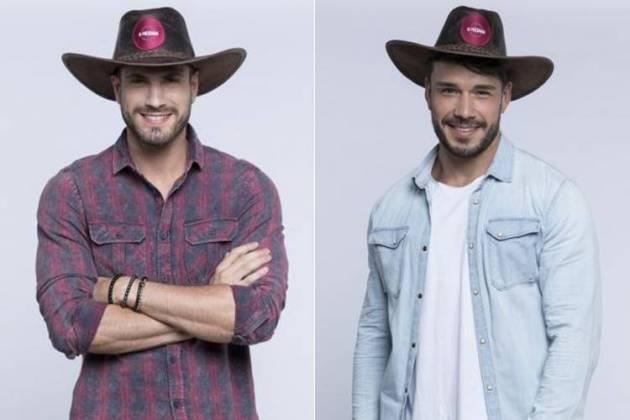 Lucas ou Guilherme - A Fazenda 2019