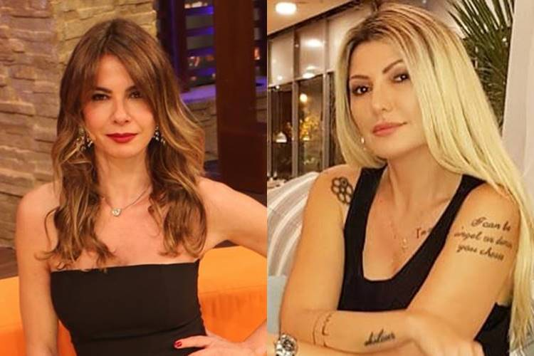 Confira suposto motivo da briga entre Antonia Fontenelle e Luciana Gimenez