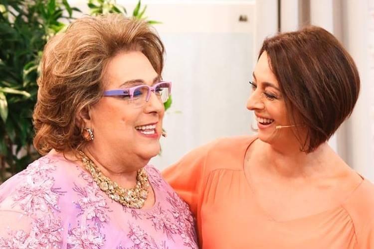 Mamma Bruschetta reencontra Cátia Fonseca e faz revelações sobre doença no Melhor da Tarde