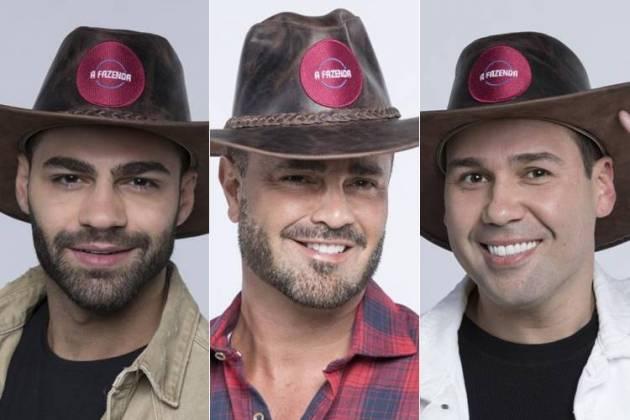 Netto, Rodrigo ou Viny - A Fazenda 11