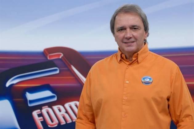 Reginaldo Leme (TV Globo / Zé Paulo Cardeal)