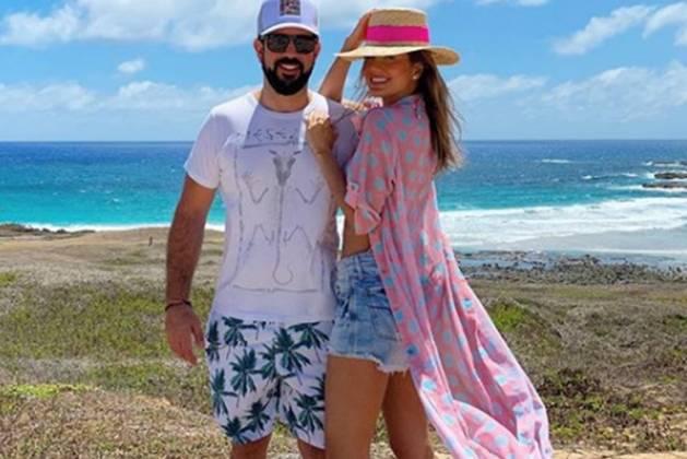 Sorocaba e Biah Rodrigues reprodução Instagram