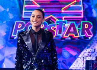 Taís Araújo no PopStar (Globo/Artur Meninea)