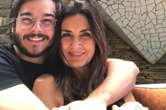 Túlio Gadelha e Fátima Bernardes reprodução Instagram