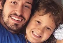 Vinicius Martinez e Davi Lucca reprodução Instagram
