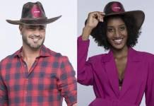 A Fazenda 11 - Rodrigo e Sabrina ( Antonio Chahestian/ Record TV)