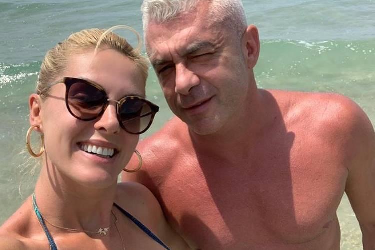 Alexandre Correa celebra marca importante da sua mulher, Ana Hickmann