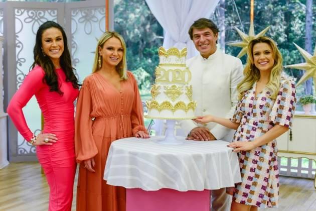 Bake Off - Especial de Ano Novo (Zé Paulo Cardeal/SBT)