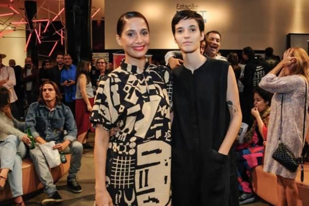 Camila Pitanga e Beatriz Coelho fotos Webert Belicio Agnews