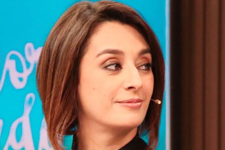 Após demissão de jornalista, Catia Fonseca revela alívio com contrato de ex-repórter do 'TV Fama'