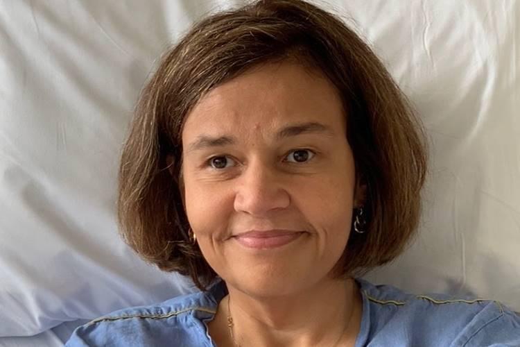 Filha de Claudia Rodrigues emociona e desabafa ao relembrar situação da mãe em coma