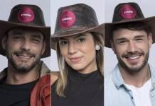 Diego, Hariany ou Lucas - A Fazenda 11