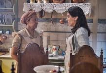 Éramos Seis - Durvalina e Lola (Globo/Raquel Cunha)