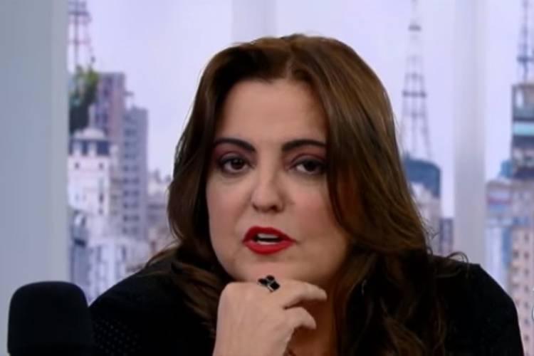 """Fabíola Reipert fala sobre a morte do pai: """"Vai fazer falta"""""""