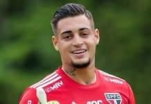 Goleiro Jean do São Paulo