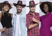Hari, Lucas, Rodrigo ou Sabrina - A Fazenda 11