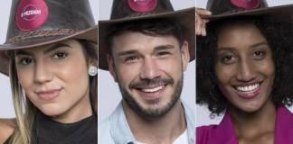 Hariany, Lucas ou Sabrina - A Fazenda 11