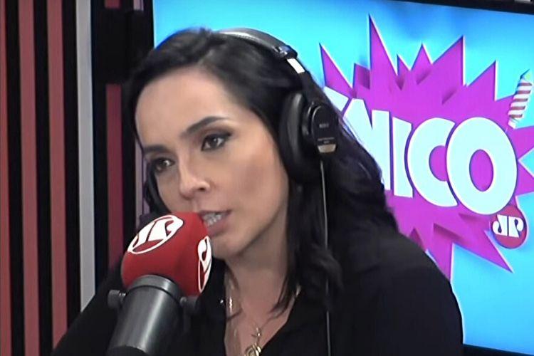 """""""Pior que assalto a mão armada"""", desabafa Izabella Camargo sobre saída da TV Globo"""