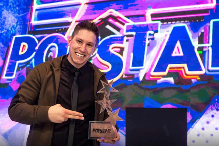Jakson Follmann vence o Popstar 2019