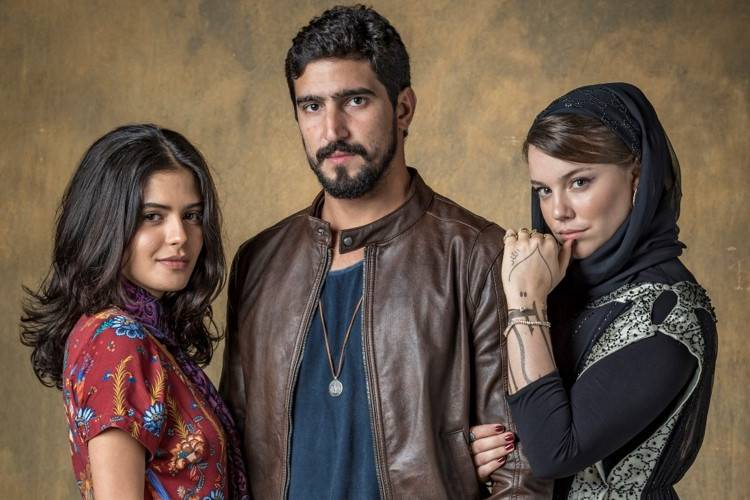'Órfãos da Terra' ganha prêmio de melhor telenovela