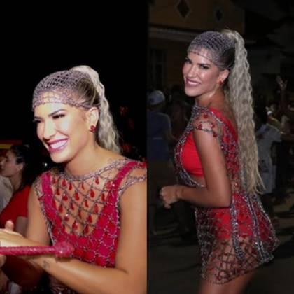 Lorena Improta reprodução Foto Beatriz Damy AgNews. 4