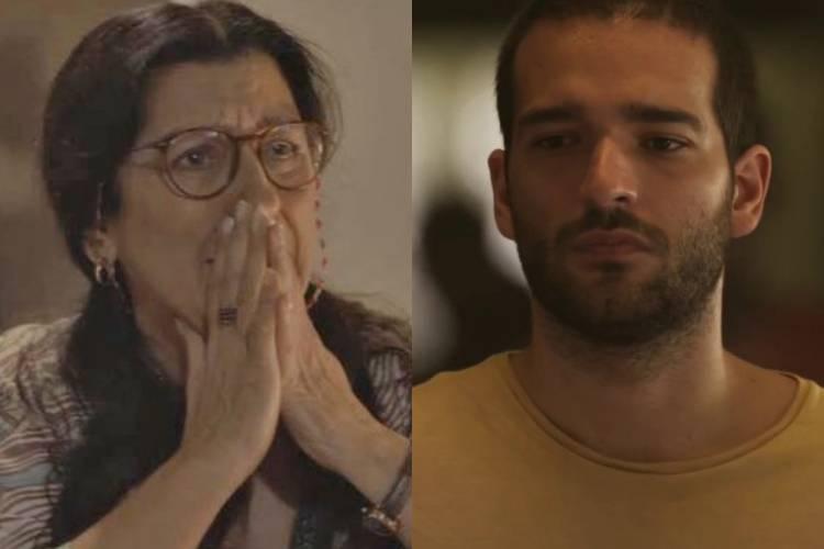 Amor de Mãe: Lurdes se desespera ao saber de rebelião no presídio onde o filho está
