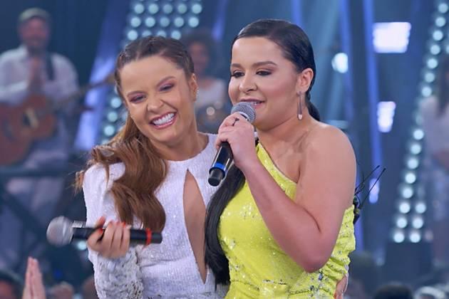 Maiara e Maraisa (Globo/Divulgação)