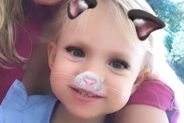Manu - filha Eliana/Instagram