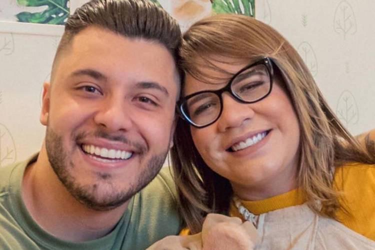 Marília Mendonça e Murilo Huff mostram detalhes do quarto do primeiro filho