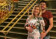Paula Vaccari marido Cristiano / Reprodução Instagram
