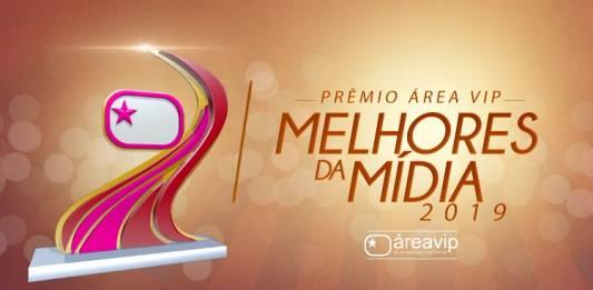Prêmio Área VIP - Melhores da Mída 2019