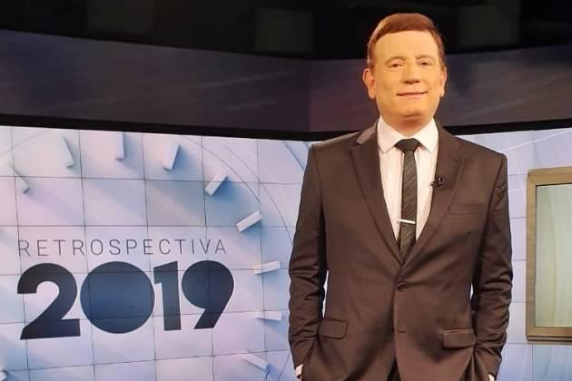 Retrospectiva 2019 SBT - Roberto Cabrini (Divulgação/SBT)