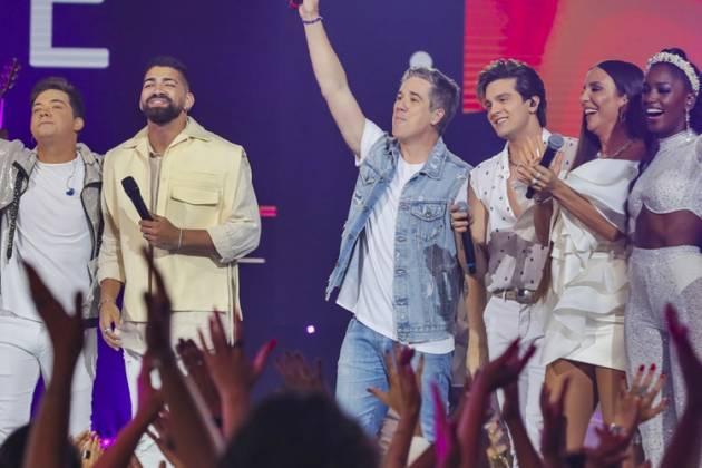 Show da Virada (Globo/Paulo Belote)