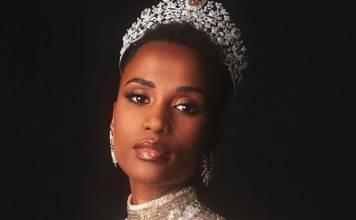 Zozibini Tunzi - Miss Universo 2019 (Reprodução/Instagram/zozitunzi)