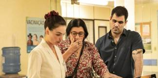 Amor de Mãe - Lurdes segue pistas sobre paradeiro de Domenico (Globo/Victor Pollak)