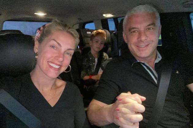 Alexandre e a família