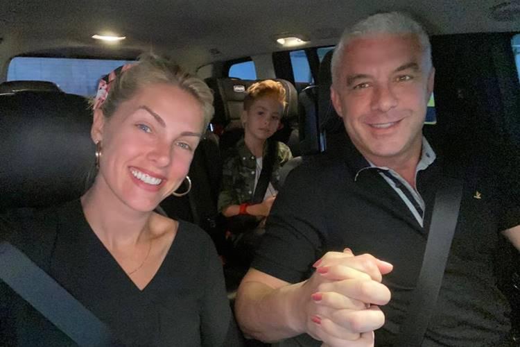 Alexandre Correa, marido de Ana Hickmann, faz agradecimento após internação