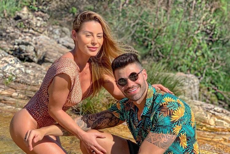 Dj Netto fala sobre término com Aricia Silva