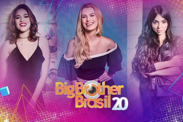 BBB20 - Ana Clara - Fernanda Keulla - Nivy Estephan (TV Globo/Divulgação)