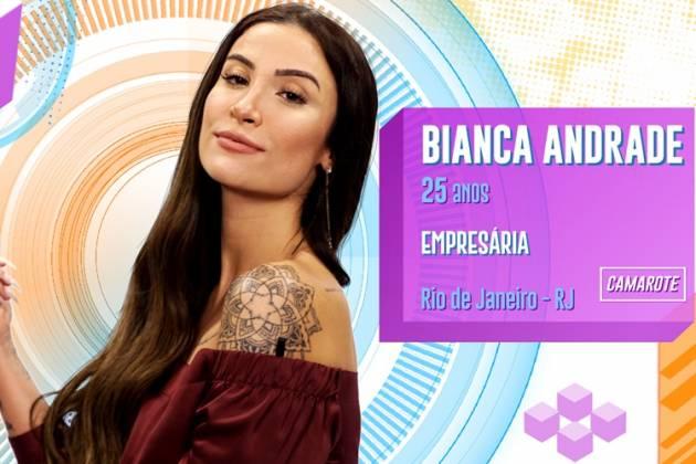 BBB20 - Bianca Andrade (Divulgação/TV Globo)