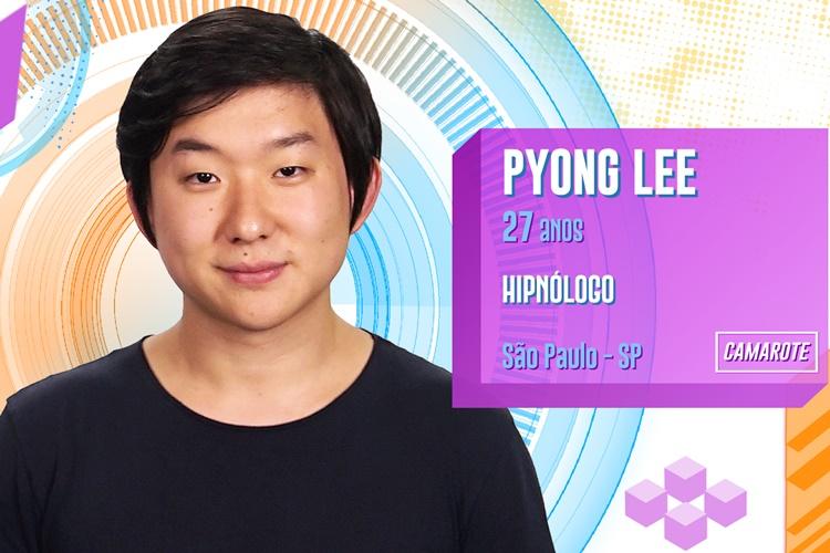 BBB20 - Pyong Lee (Divulgação/TV Globo)