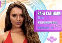 BBB20 - Rafa Kalimann (Divulgação/TV Globo)