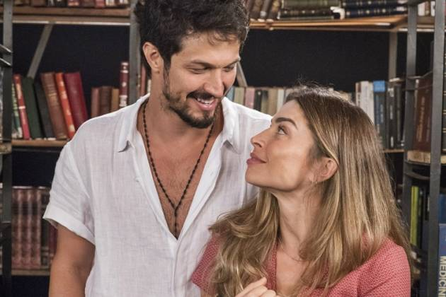 Bom Sucesso - Marcos e Paloma (Globo/Victor Pollak)