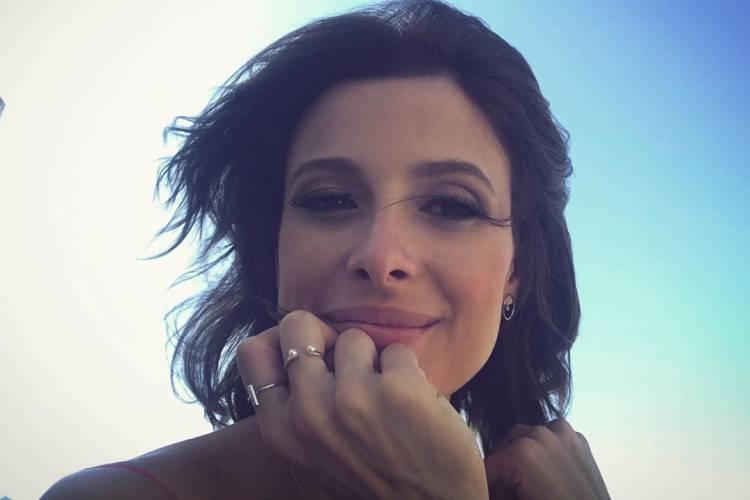 """Nasce primeira filha da atriz Bruna Spínola: """"Grande estreia da minha vida"""""""