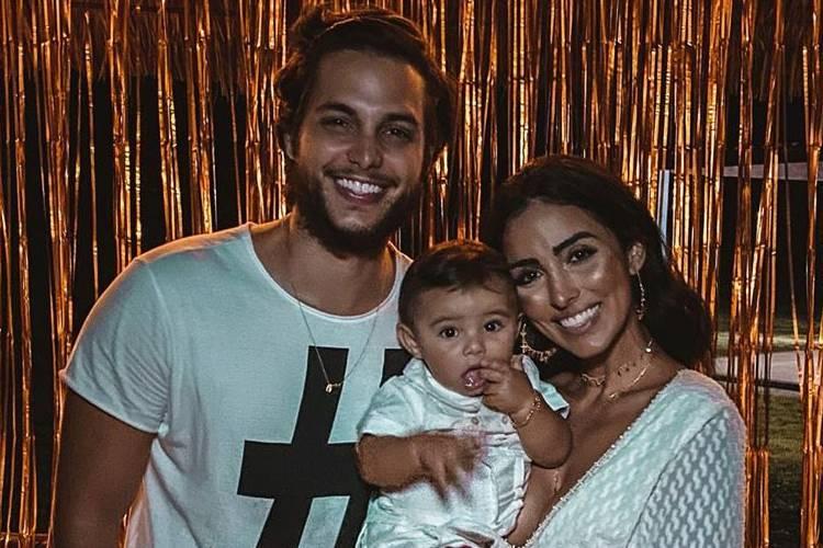 Ator Bruno Guedes pede Jade Seba em casamento